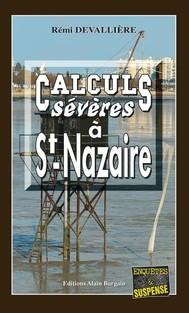 Calculs sévères à Saint-Nazaire - copertina