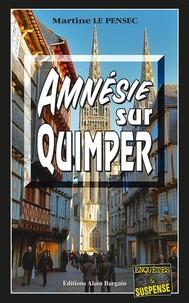 Amnésie sur Quimper - copertina