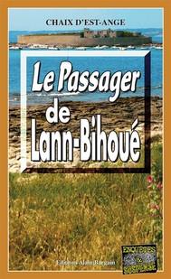 Le passager de Lann-Bihoué - copertina