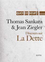 Discours sur la Dette - copertina