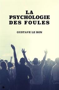 La psychologie des foules - copertina