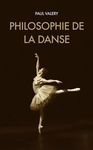 Philosophie de la danse - copertina
