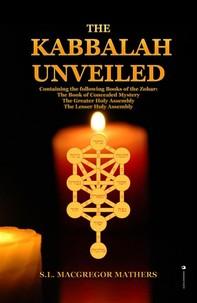 The Kabbalah Unveiled - Librerie.coop