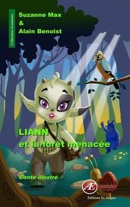 Liann et la forêt menacée - copertina