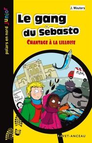 Le gang du Sébasto - copertina