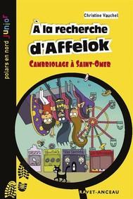 À la recherche d'Affelok  - copertina