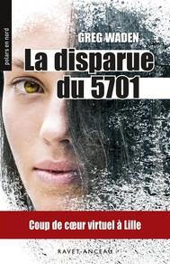 La disparue du 5701 - copertina