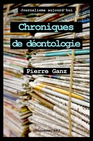 Chroniques de déontologie - copertina