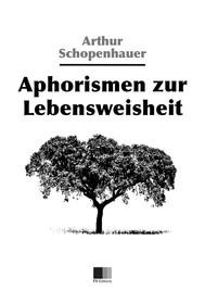 Aphorismen zur Lebensweisheit - copertina