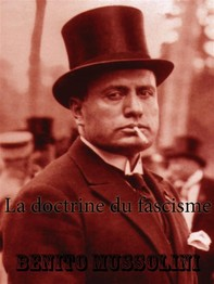 La doctrine du fascisme - Librerie.coop