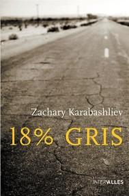 18% gris - copertina