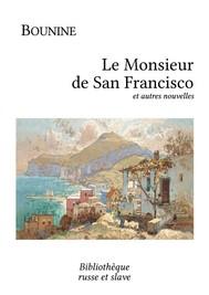 Le Monsieur de San Francisco - copertina