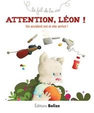 Attention Léon ! - copertina