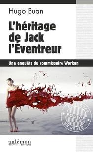 L'héritage de Jack l'Éventreur - copertina