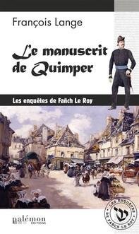 Le manuscrit de Quimper - Librerie.coop
