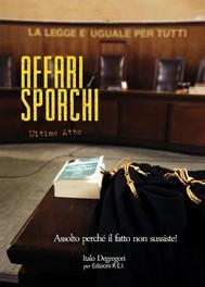 Affari Sporchi - Ultimo Atto - copertina