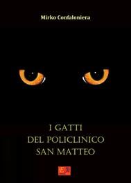 I gatti del Policlinico San Matteo - copertina