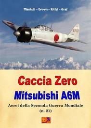 Caccia Zero - Mitsubishi A6M - copertina