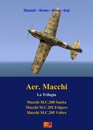 Aer. Macchi - La Trilogia - copertina