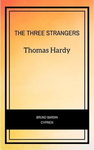 The Three Strangers - copertina