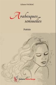 Arabesques sensuelles - copertina