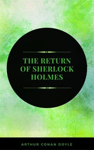 The Return of Sherlock Holmes - copertina