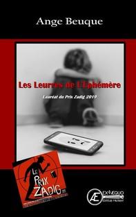 Les Leurres de l'Ephémère - Librerie.coop
