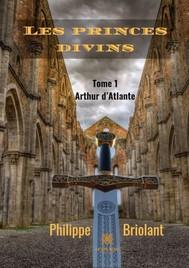 Arthur d'Atlante - copertina