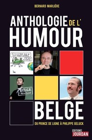 Anthologie de l'humour belge - copertina