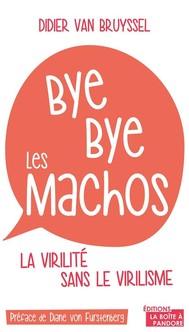 Bye bye les machos - copertina