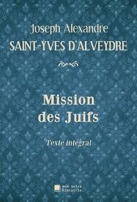 Mission des Juifs - Librerie.coop