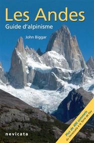 Araucanie et région des lacs andins : Les Andes, guide d'Alpinisme - copertina