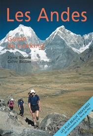 Araucanie et région des lacs andins : Les Andes, guide de trekking - copertina
