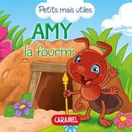 Amy la fourmi - copertina