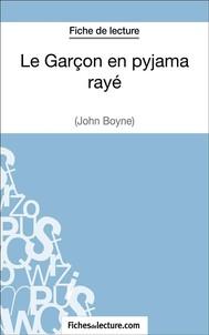 Le Garçon en pyjama rayé de John Boyne (Fiche de lecture) - copertina