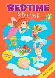 28 Bedtime Stories for February - copertina