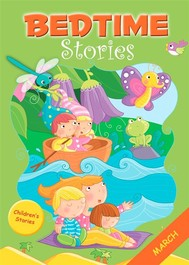 31 Bedtime Stories for March - copertina
