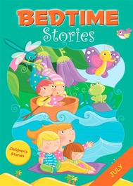 31 Bedtime Stories for July - copertina