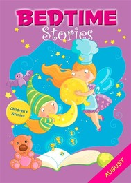 31 Bedtime Stories for August - copertina
