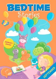 30 Bedtime Stories for September - copertina