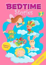 31 Bedtime Stories for October - copertina