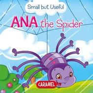 Ana the Spider - copertina