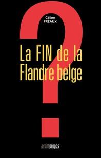 La fin de la Flandre belge - Librerie.coop