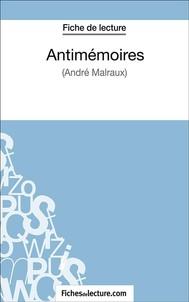 Antimémoires - copertina