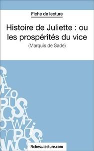 Histoire de Juliette : ou les prospérités du vice - copertina