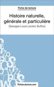 Histoire naturelle, générale et particulière - copertina