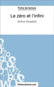 Le zéro et l'infini - copertina