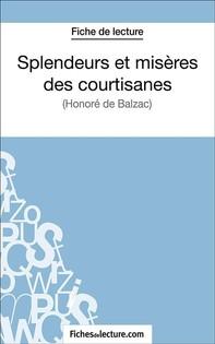 Splendeurs et misères des courtisanes - Librerie.coop