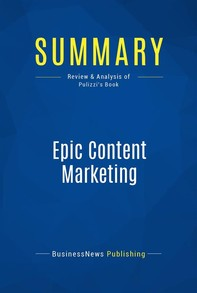 Summary: Epic Content Marketing - Librerie.coop