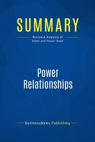 Summary: Power Relationships - Librerie.coop